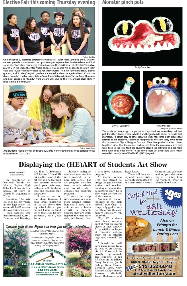 Art Classes Featured